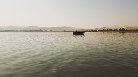 Sea of Galilee/ Boat Ride/ Capernaum/ Jordan River
